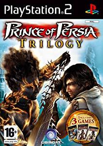 Prince of Persia Trilogy (ps2 used game)