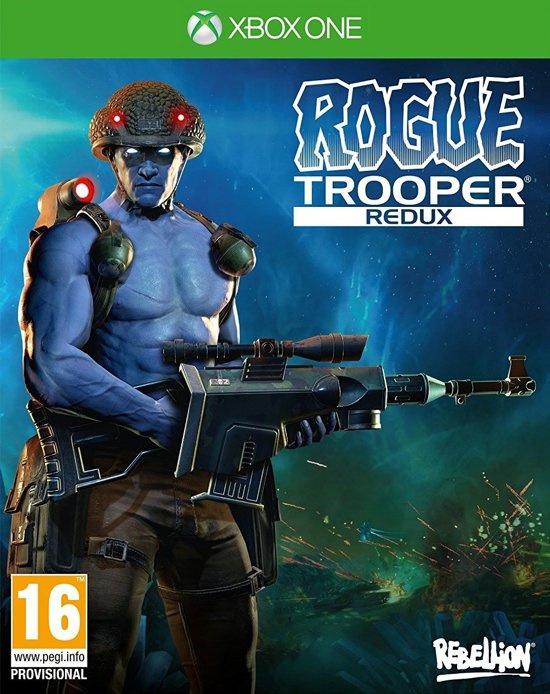 Rogue Trooper Redux (xbox one nieuw)
