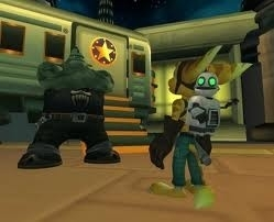 Ratchet and Clank platinum (PS2 Used Game)