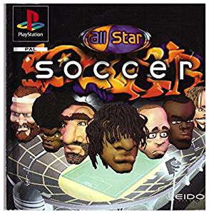 All Star Soccer (PS1 tweedehands game)