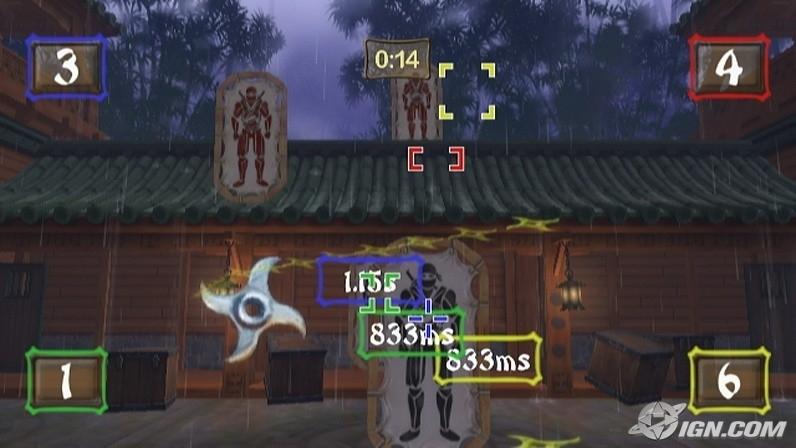 Ninja Reflex (wii nieuw)