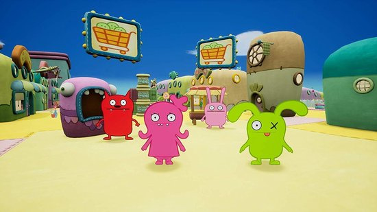 Ugly Dolls an Imperfect Adventure (xbox one nieuw)