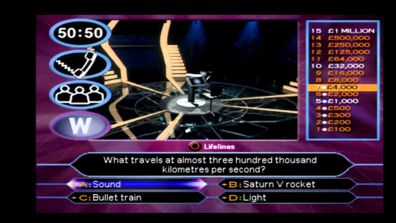 Who wants to be a Millionaire 2 (PS1 tweedehands game)