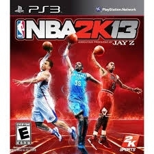 NBA 2K13 (ps3 used game)