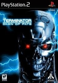 The Terminator Dawn of Fate (ps2 Nieuw)