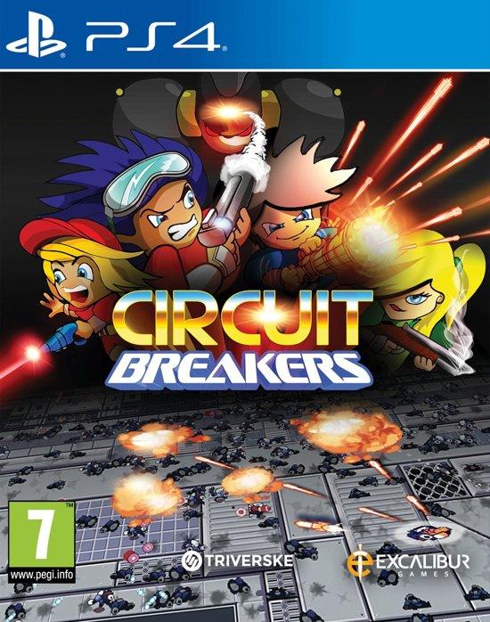Circuit Breakers (ps4 nieuw)
