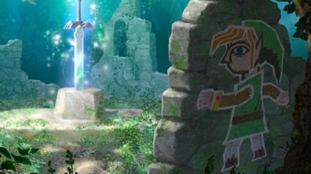 The Legend of Zelda: A Link Between Worlds (Nintendo 3DS nieuw)