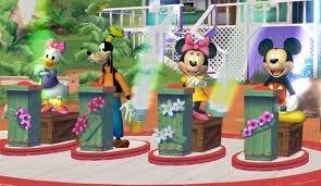 Disney Think Fast (Nintendo wii tweedehands game)