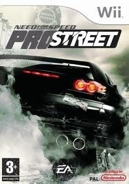 Need for Speed Prostreet (wii used game)