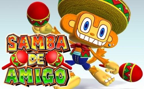 Samba de Amigo (wii nieuw)