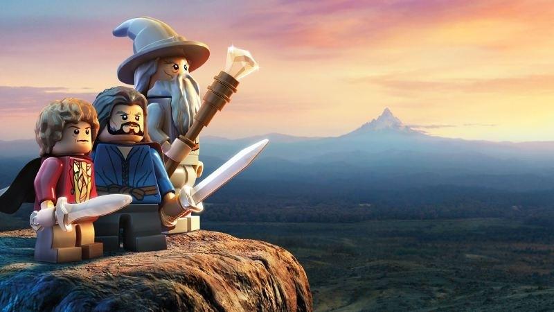 Lego the Hobbit (xbox One nieuw)