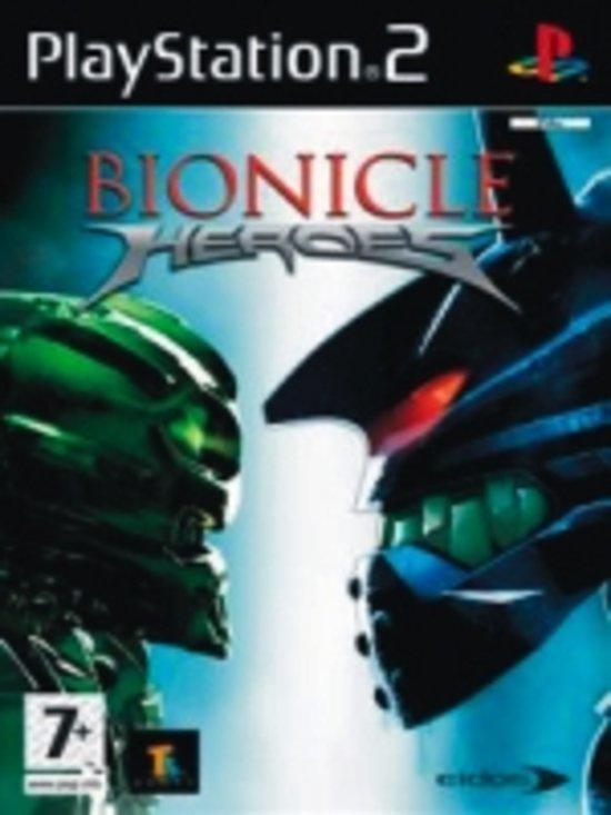 Lego Bionicle Heroes (PS2 tweedehands game)
