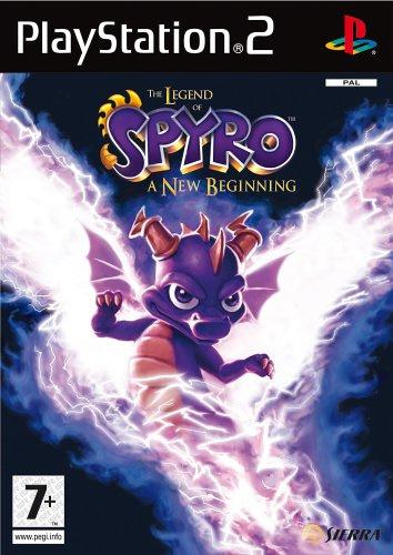 The Legend of Spyro: A New Beginning (ps2 nieuw)
