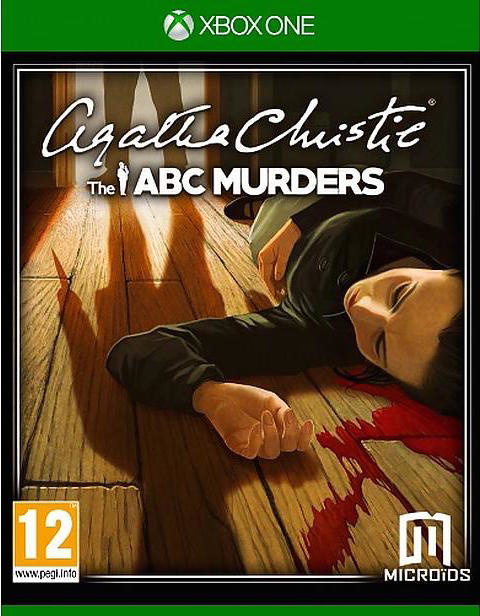 Agatha Christie The ABC Murders ( Xbox One Nieuw)