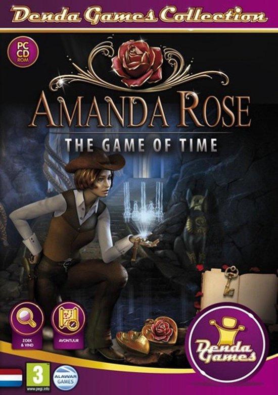 Amanda Rose - The game of time (PC Game nieuw)