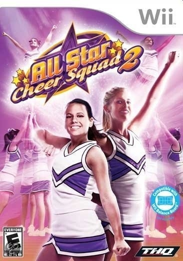 All Star Cheerleader 2 (Wii tweedehands game)