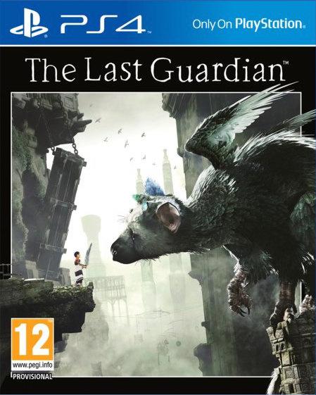 The Last Guardian  (ps4 nieuw)
