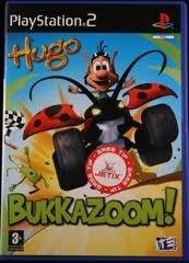 Hugo Bukkazoom! (ps2 nieuw)