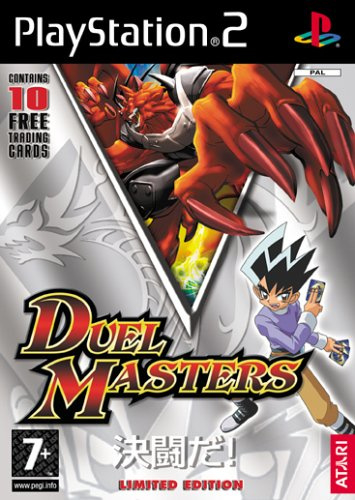 Duel Masters limited edition (ps2 tweedehands game)
