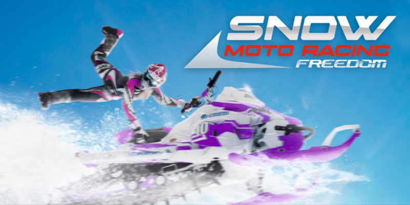 Snow Moto Racing Freedom (Nintendo Switch nieuw)
