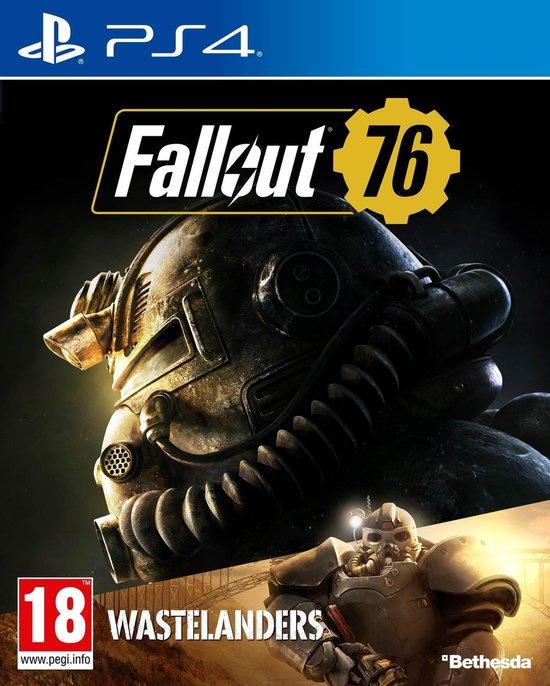 Fallout 76 (ps4 nieuw)