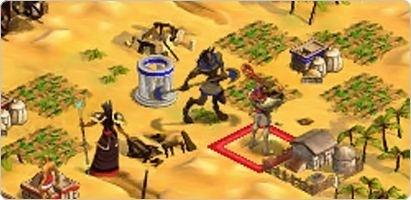 Age Of Empires Mythologies (Nintendo DS Nieuw)