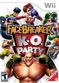 Facebreaker K.O. Party (Wii Used Game)