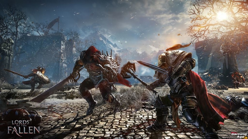 Lords of the Fallen Limited Edition (Xbox One tweedehands game)