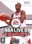 NBA Live 09 (Wii tweedehands game)
