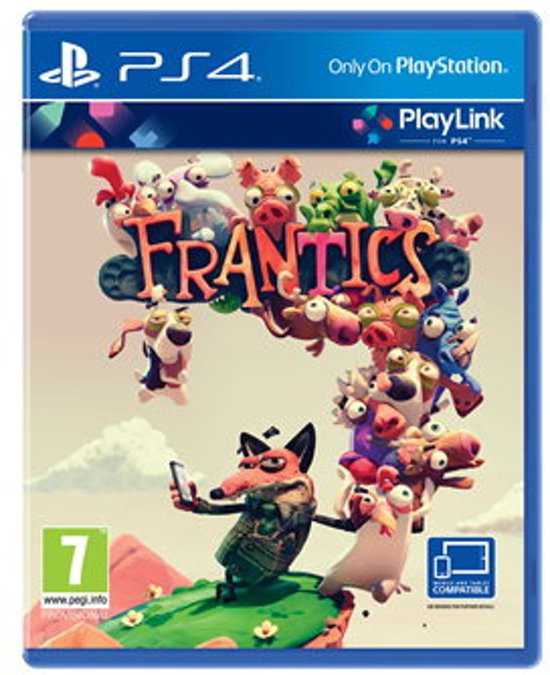 Frantics (ps4 nieuw)