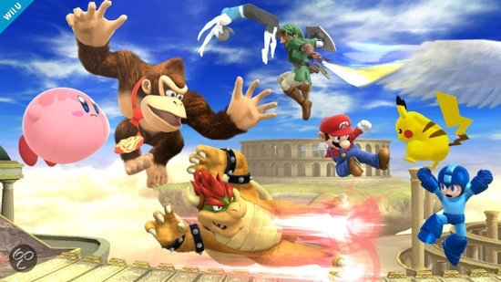 Super Smash Bros (Nintendo WiiU Nieuw)
