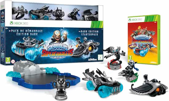 Skylander Superchargers Dark Edition in Doos (Xbox 360 nieuw)