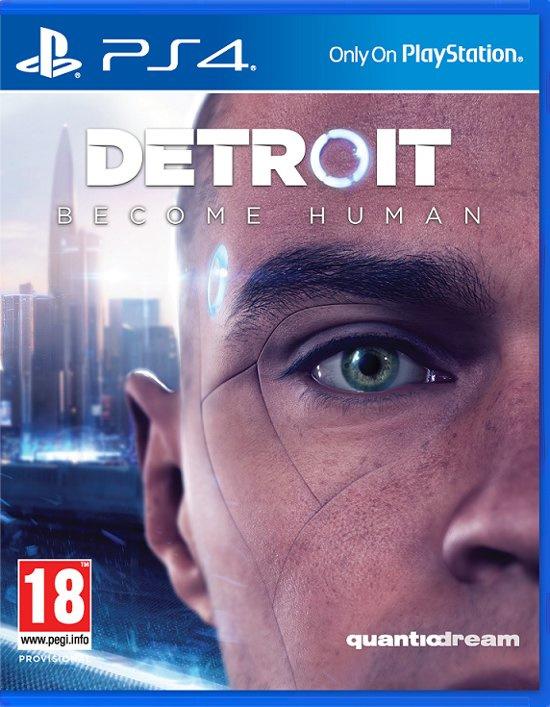 Detroit Become Human (ps4 nieuw)
