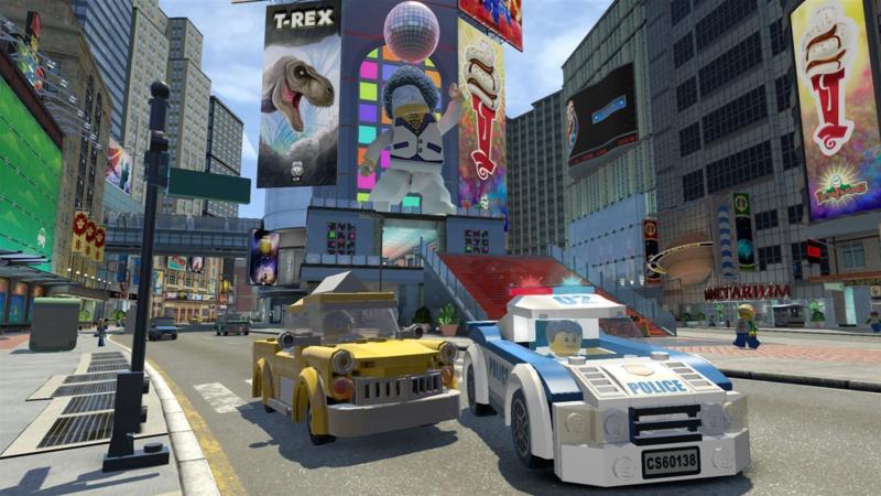 Lego City Undercover (PS4 Nieuw)