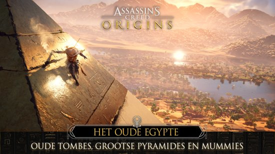 Assassin's Creed Origins (xbox one nieuw)