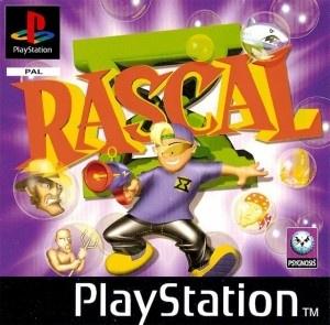 Rascal (PS1 tweedehands game)