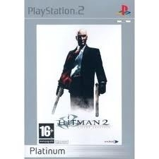 Hitman 2 Silent Assassin Platinum (ps2 used game)