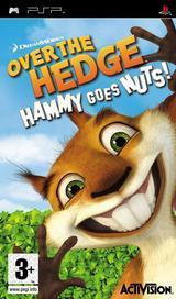 Over the Hedge Hammy goes Nuts! (Engels) (PSP Nieuw)