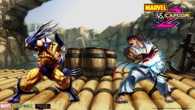 Marvel vs Capcom 2 (Dreamcast tweedehands game)