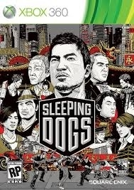 Sleeping Dogs (xbox 360 used game)
