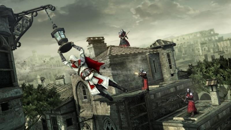 Assassins Creed Brotherhood (ps3 used game)