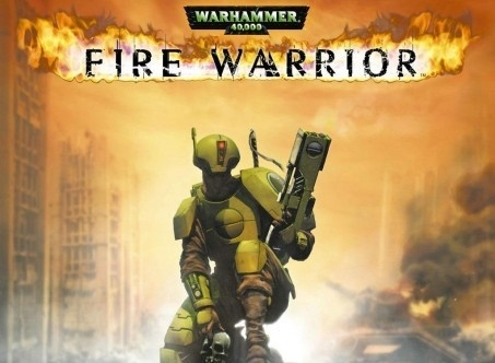 Warhammer 40,000 Fire Warrior (ps2 used game)