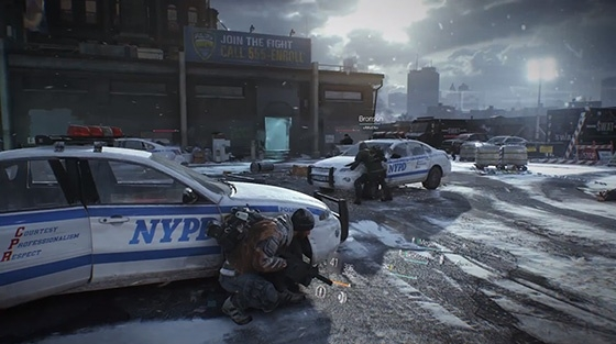 The Division  (xbox one nieuw)