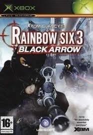 Tom Clancy's Rainbow Six 3 Black Arrow (XBOX Used Game)