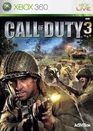 Call of Duty 3 (Xbox 360 used game)