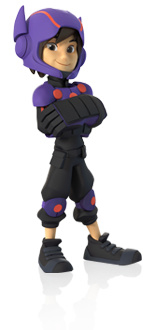 Hiro (Disney infinity tweedehands)