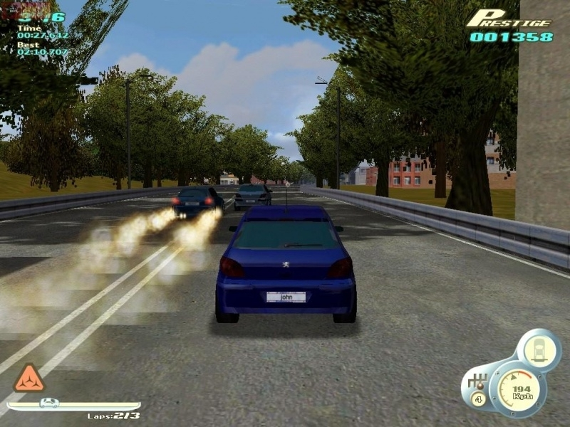 Downtown Run (ps2 used game)