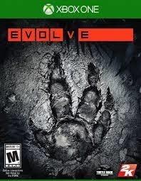 Evolve Game (xbox tweedehands game)