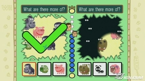 Big Brain Academy (wii used game)