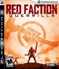 Red Faction Guerrilla (PS3 used game)